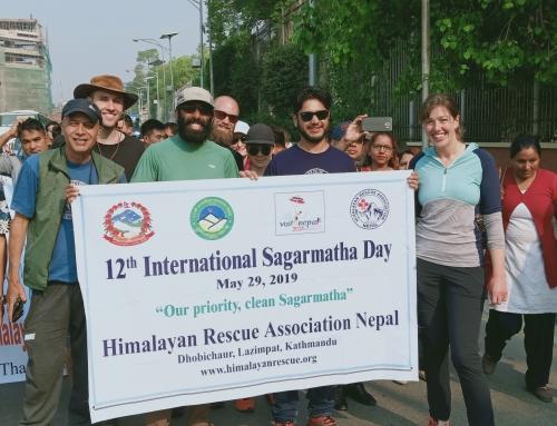 Participation in 12th International Sagarmatha (Everest) Day
