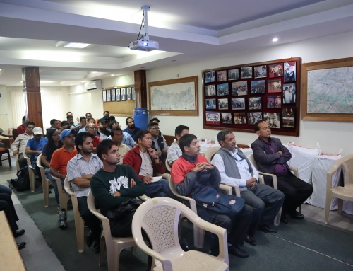 Training on High Altitude Sickness – 2019