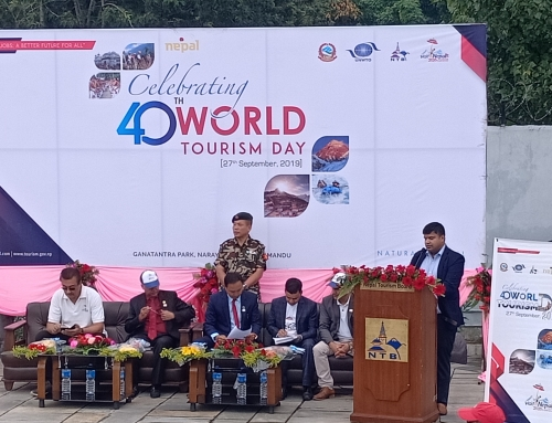 Participation in 40th World Tourism Day – 2019